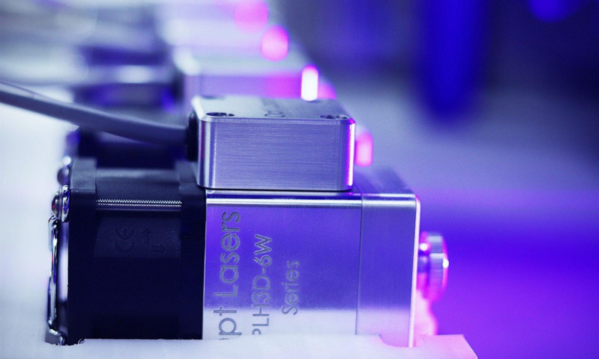 Opt Lasers - lasery do maszyn CNC i drukarek 3D
