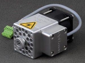 laserowa głowica grawerująca PLH3D-6W-XF